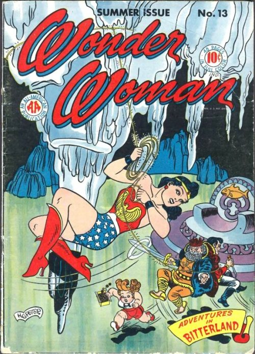 Wonder Woman Volume One Issue 13