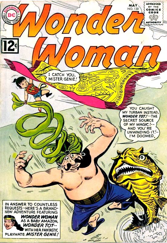 Wonder Woman Volume One Issue 130