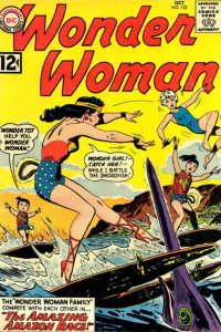 Wonder Woman Volume One Issue 133