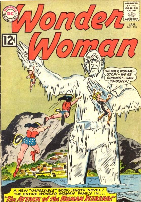 Wonder Woman Volume One Issue 135