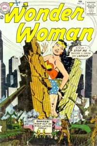 Wonder Woman Volume One Issue 136