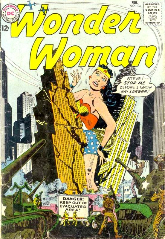 Wonder Woman Vo