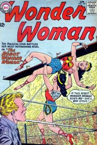 Wonder Woman Volume One Issue 137