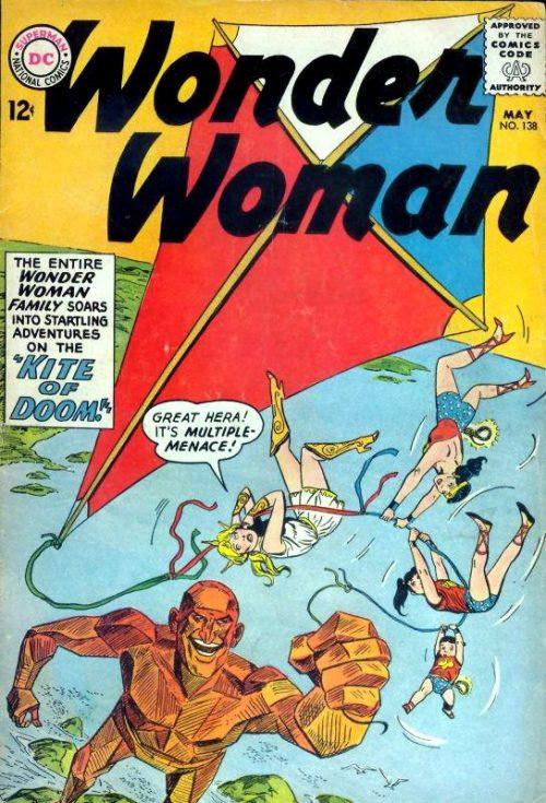 Wonder Woman Volume One Issue 138