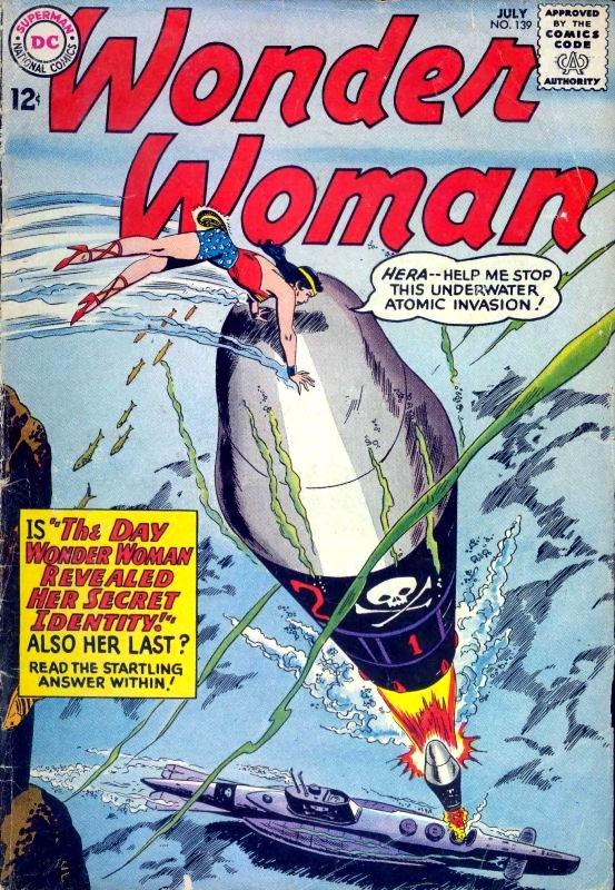 Wonder Woman Volume One Issue 139