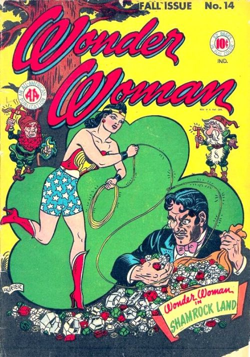Wonder Woman Volume One Issue 14