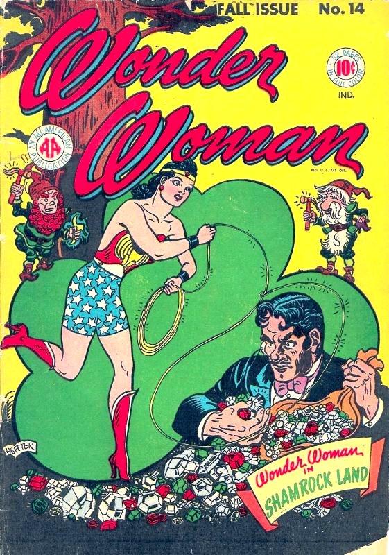 Wonder Woman Volume One Issue 14