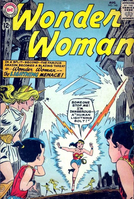 Wonder Woman Volume One Issue 140
