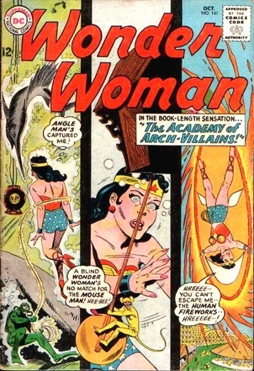 Wonder Woman Volume One Issue 141