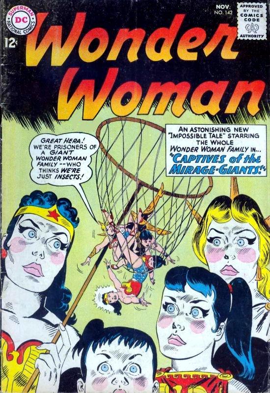 Wonder Woman Volume One Issue 142