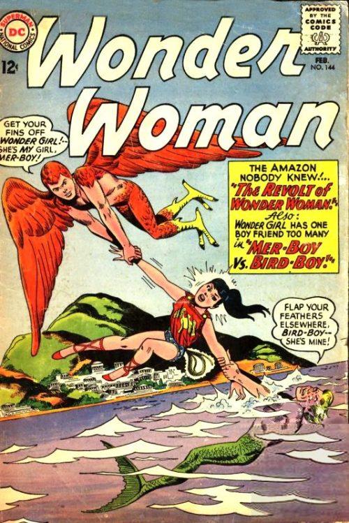 Wonder Woman Volume One Issue 144