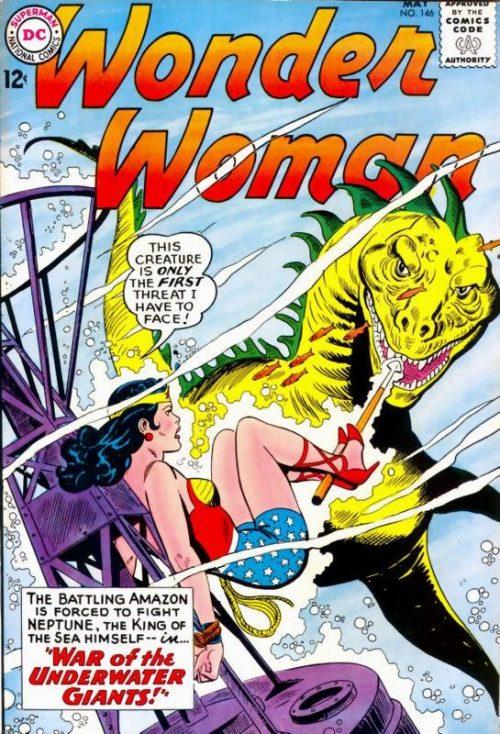 Wonder Woman Volume One Issue 146