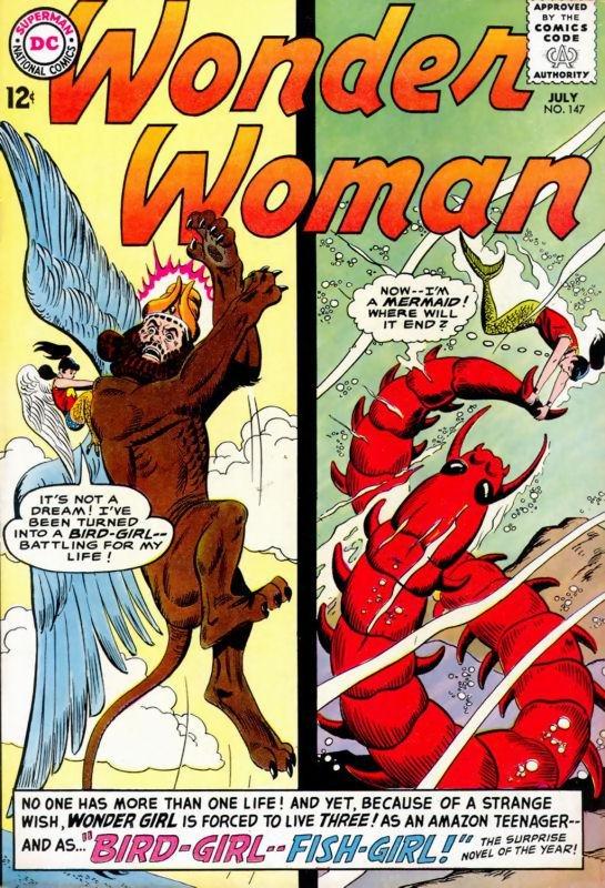 Wonder Woman Volume One Issue 147