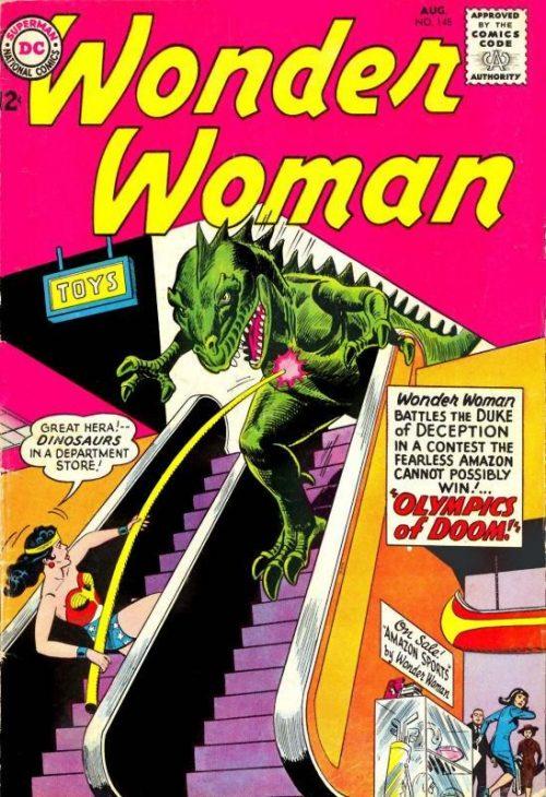 Wonder Woman Volume One Issue 148