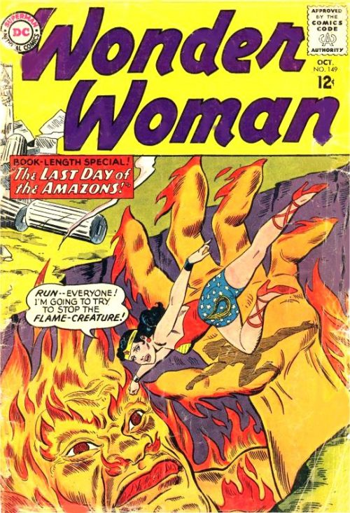 Wonder Woman Volume One Issue 149