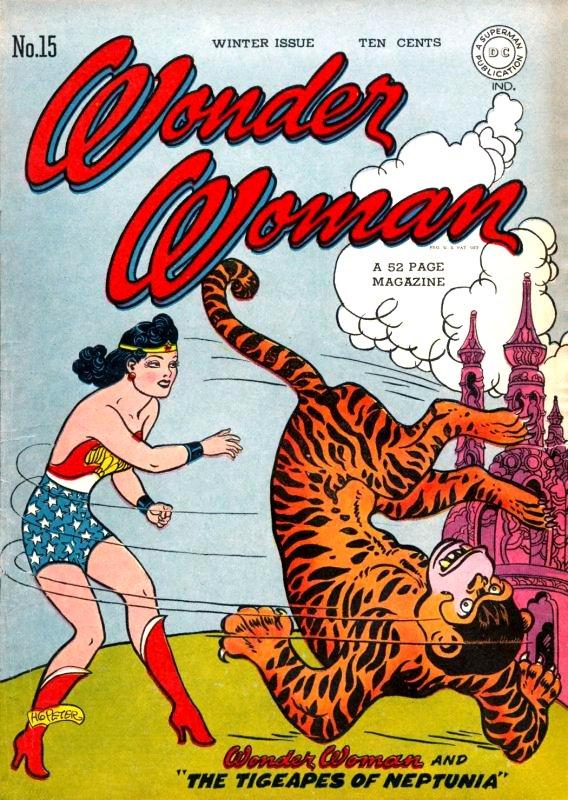 Wonder Woman Volume One Issue 15