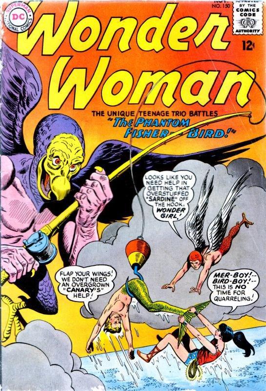 Wonder Woman Volume One Issue 150