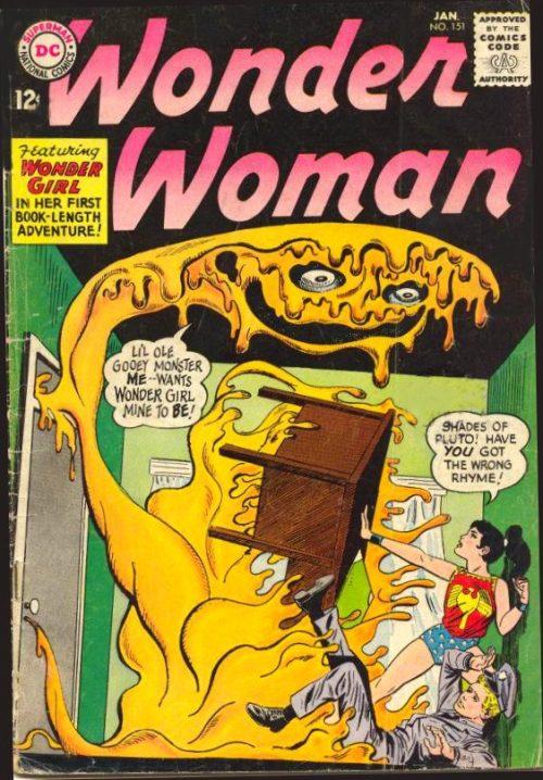 Wonder Woman Volume One Issue 151