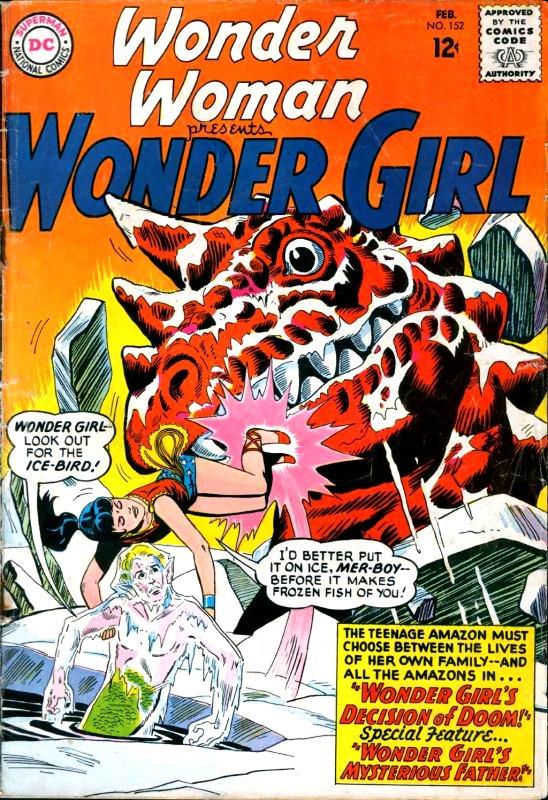 Wonder Woman Volume One Issue 152
