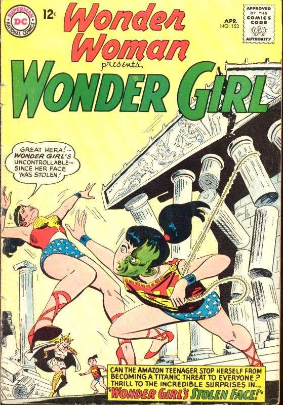 Wonder Woman Volume One Issue 153