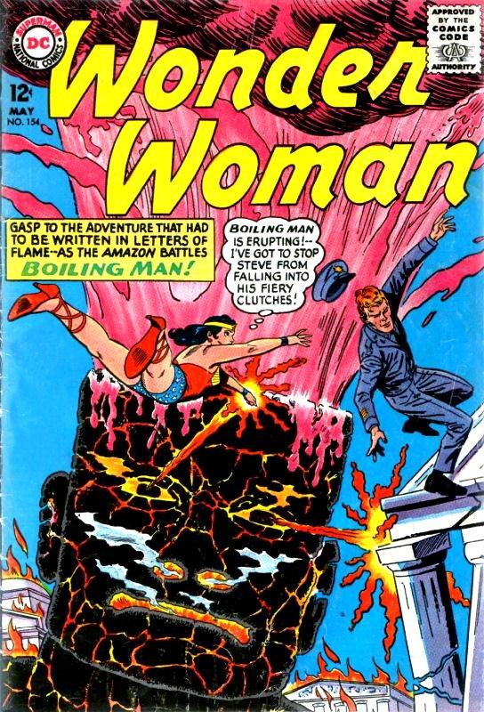 Wonder Woman Volume One Issue 154