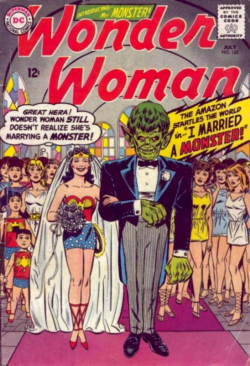 Wonder Woman Volume One Issue 155