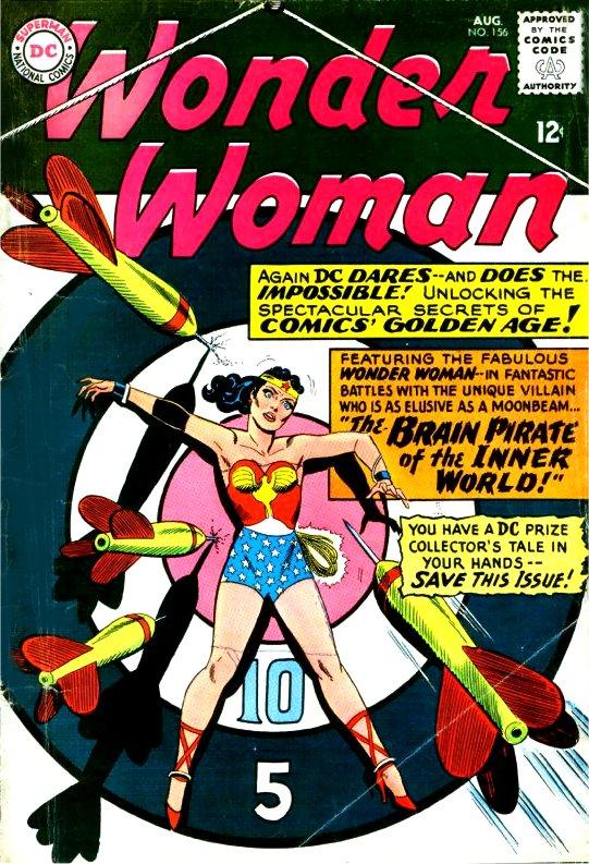 Wonder Woman Volume One issue 156