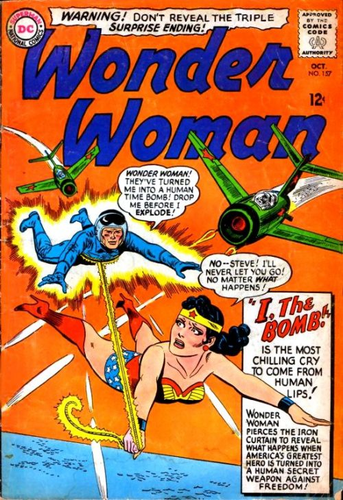 Wonder Woman Volume One Issue 157
