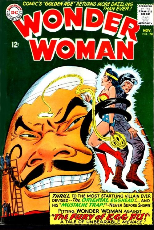 Wonder Woman Volume One Issue 158