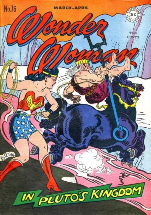 Wonder Woman Volume One Issue 16