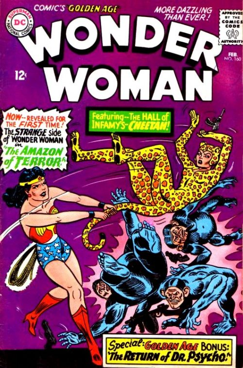 Wonder Woman Volume One Issue 160