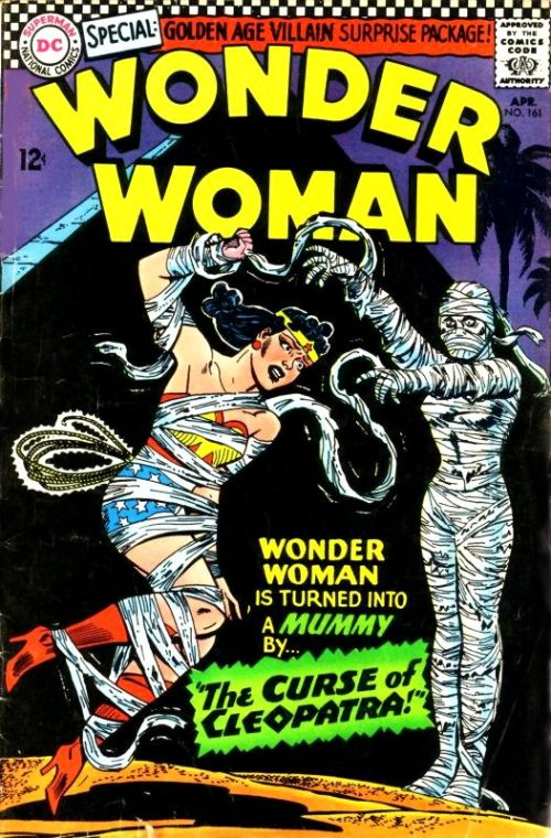 Wonder Woman Volume One issue 161
