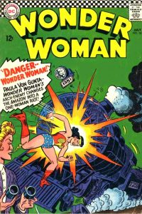 Wonder Woman Volume One Issue 163