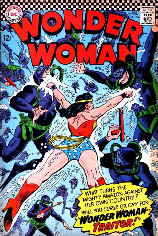 Wonder Woman Volume One issue 164