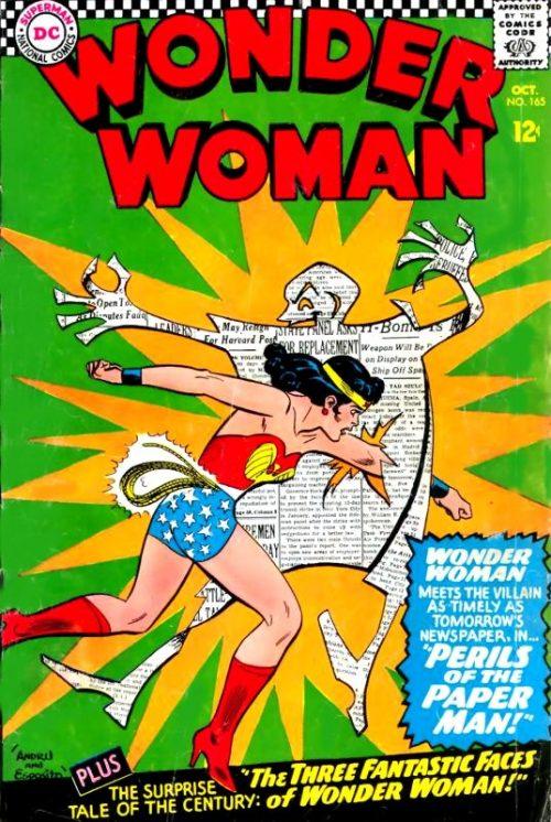 Wonder Woman Volume One Issue 165