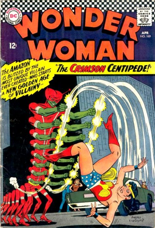 Wonder Woman Volume One Issue 169