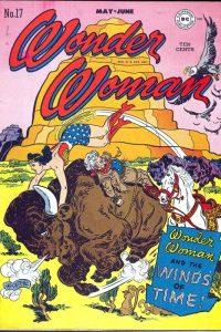 Wonder Woman Volume One Issue 17
