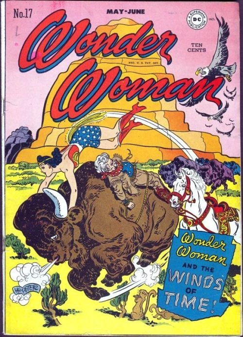 Wonder Woman Volume One Issue 17