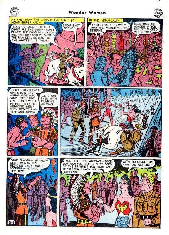Wonder Woman - Volume 1 - 17 - Amazon Archives