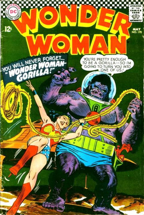 Wonder Woman Volume One Issue 170