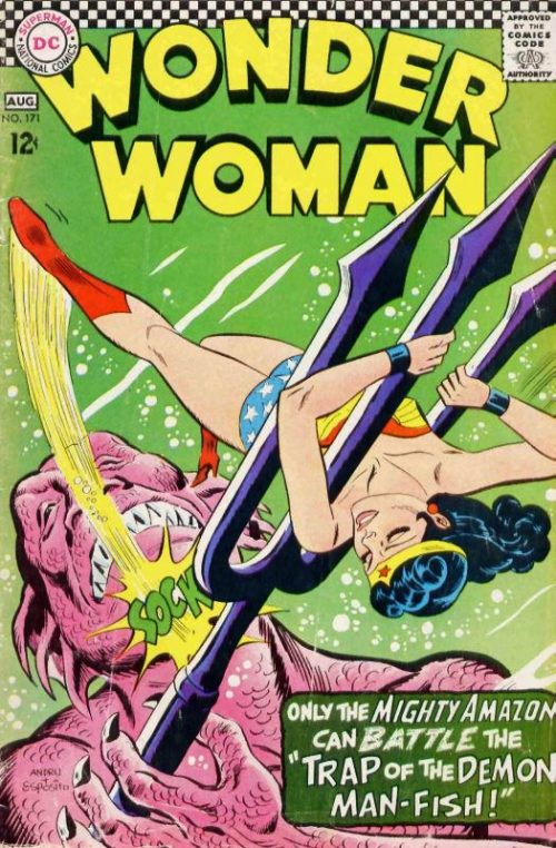 Wonder Woman Volume One issue 171