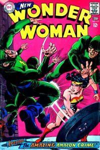 Wonder Woman Volume One Issue 172