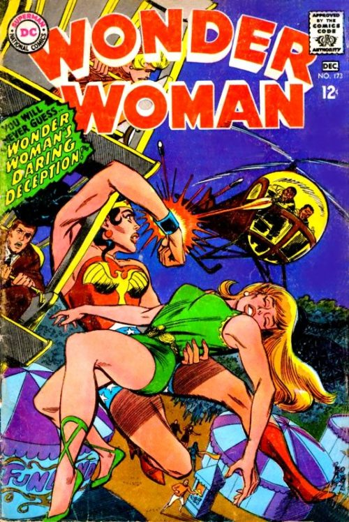 Wonder Woman Volume One Issue 173