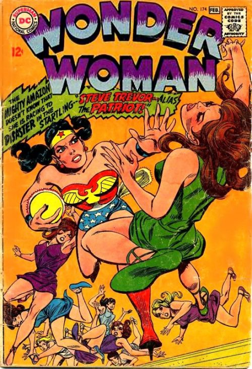 Wonder Woman Volume One Issue 174