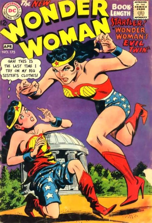 Wonder Woman Volume One Issue 175
