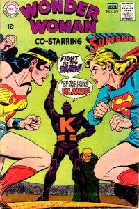 Wonder Woman Volume One Issue 177