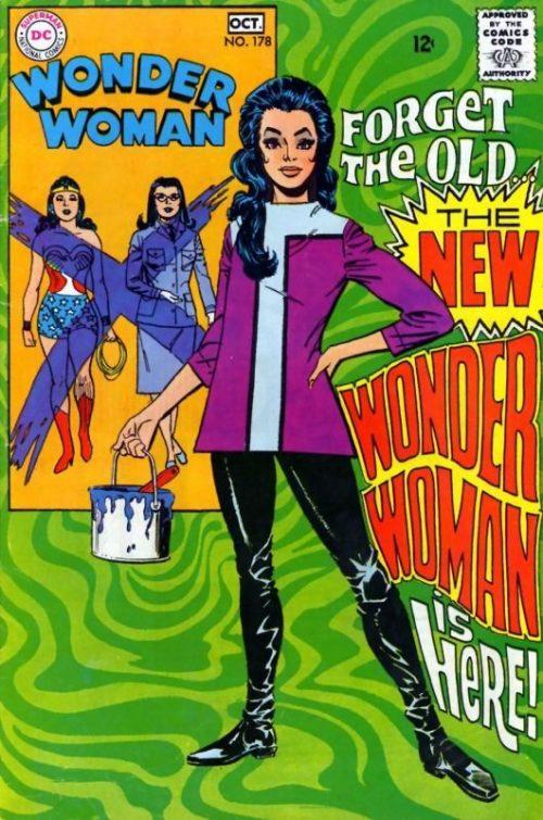 Wonder Woman Volume One Issue 178