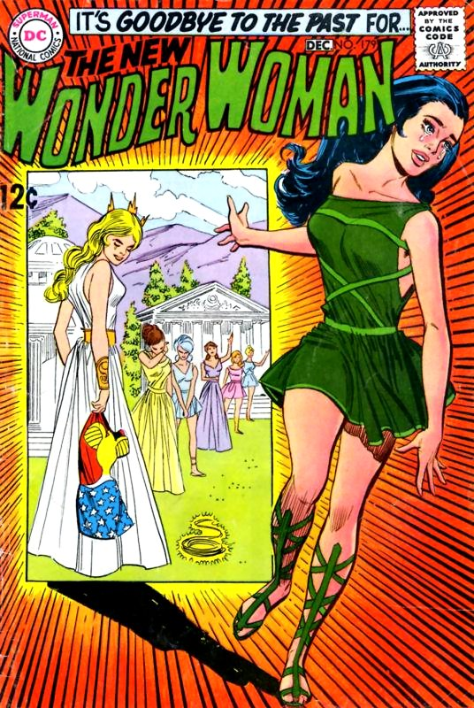 Wonder Woman Volume One Issue 179