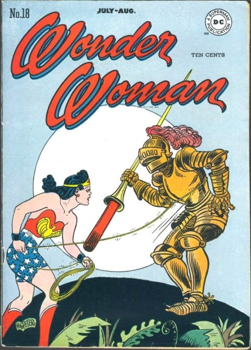 Wonder Woman Volume One Issue 18