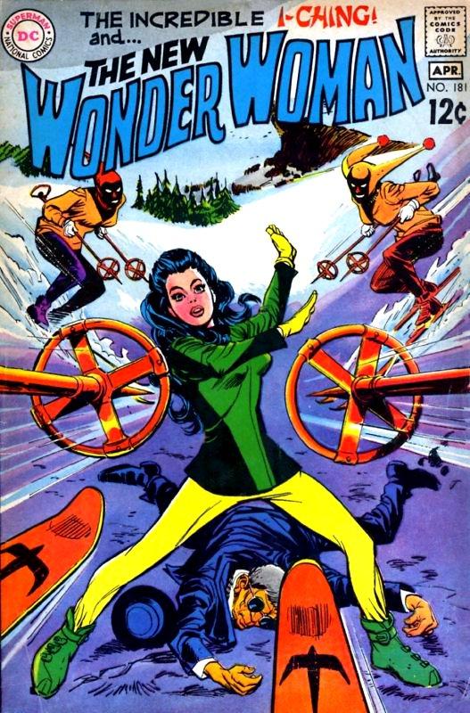Wonder Woman Volume One Issue 181